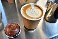 Honiton Market - Cup Cake & Coffee