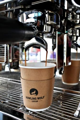 Honiton Market - Espresso Shot